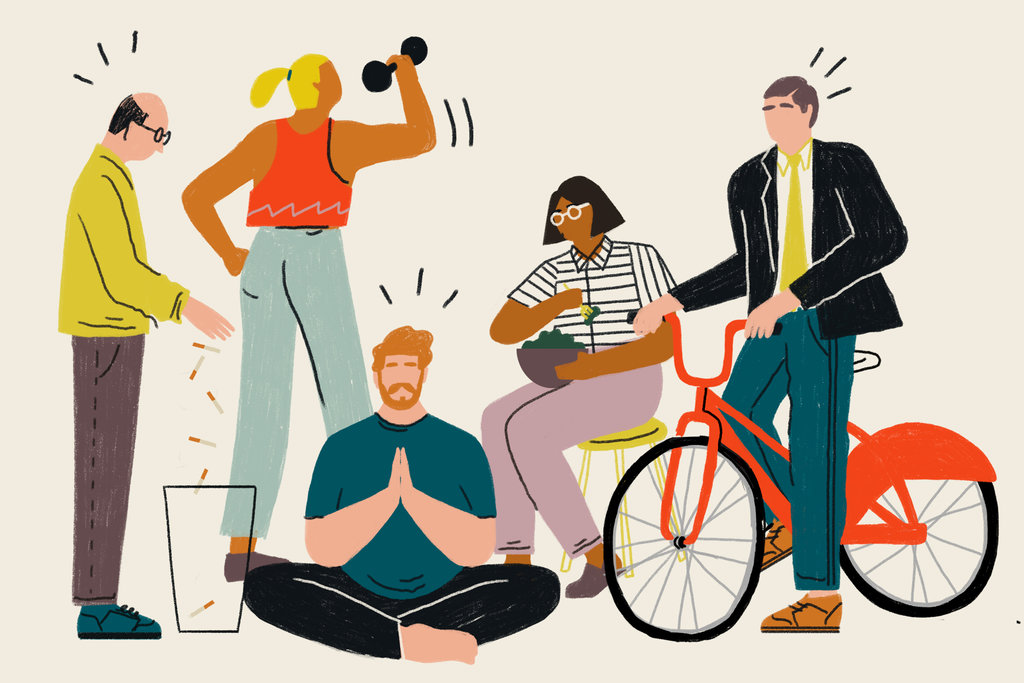 7 Ways About How to Encourage Yourself to Stay Healthy