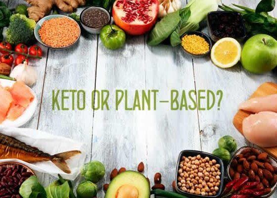 plant based diet vs keto
